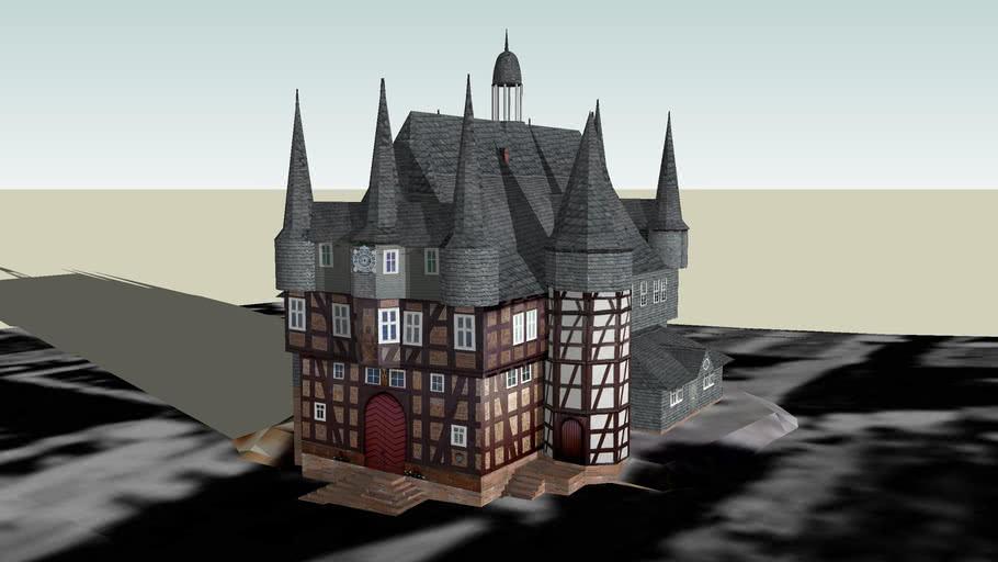Historisches Rathaus in Frankenberg (Eder)