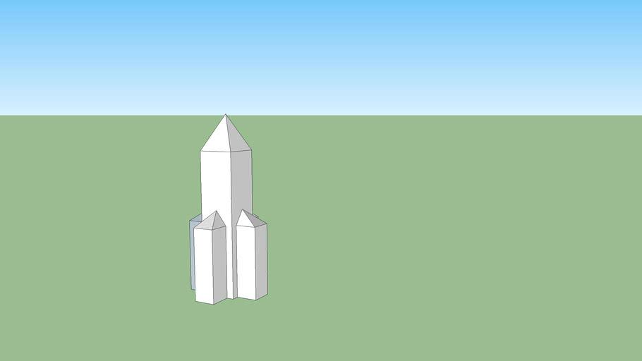 petite fusée