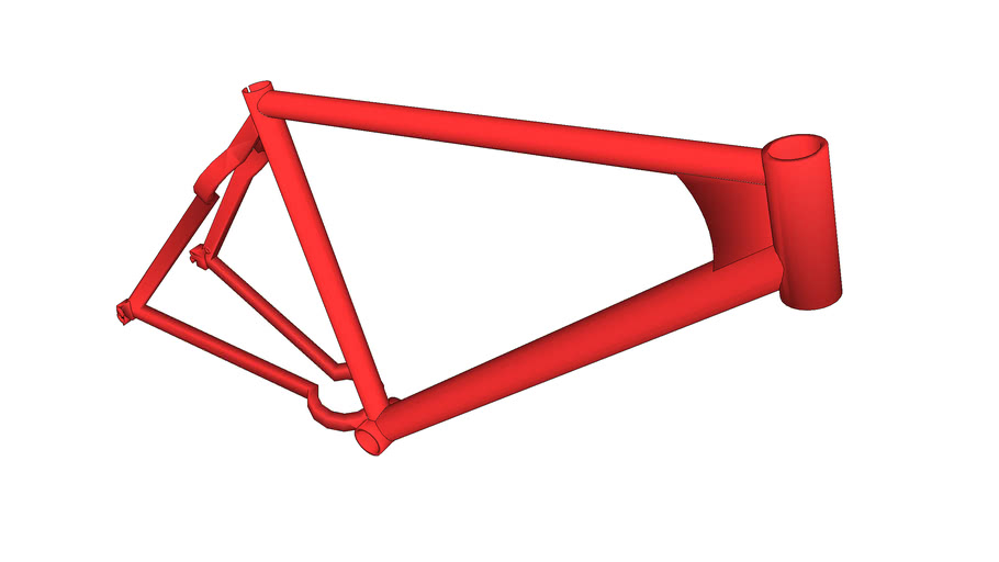 Yet Another Bicycle Frame