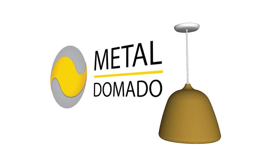Pendente Metaldomado Dom