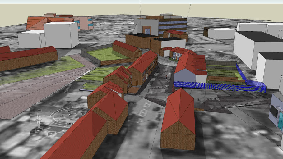 Coventry CITY DEVELOPEMENT AND OUR AREA. SWANSWELL PROJECT.2.1