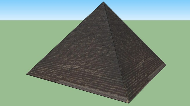 Mykerinos-Pyramide