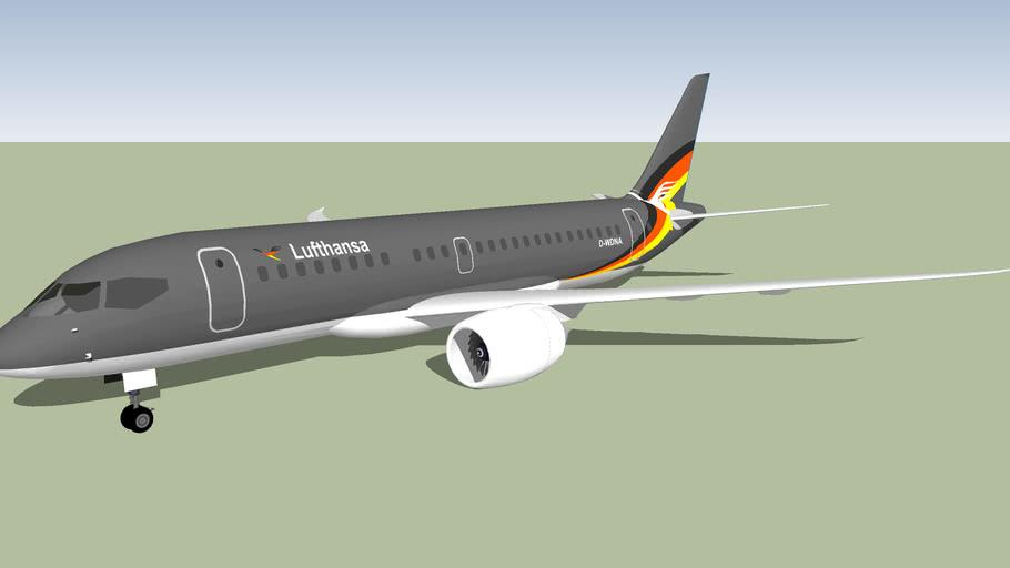 Lufthansa World Dynamics N6-100A-V (2012) [FICTIONAL]