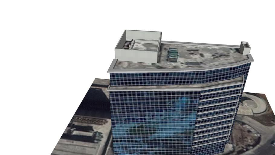 World Finance Plaza
