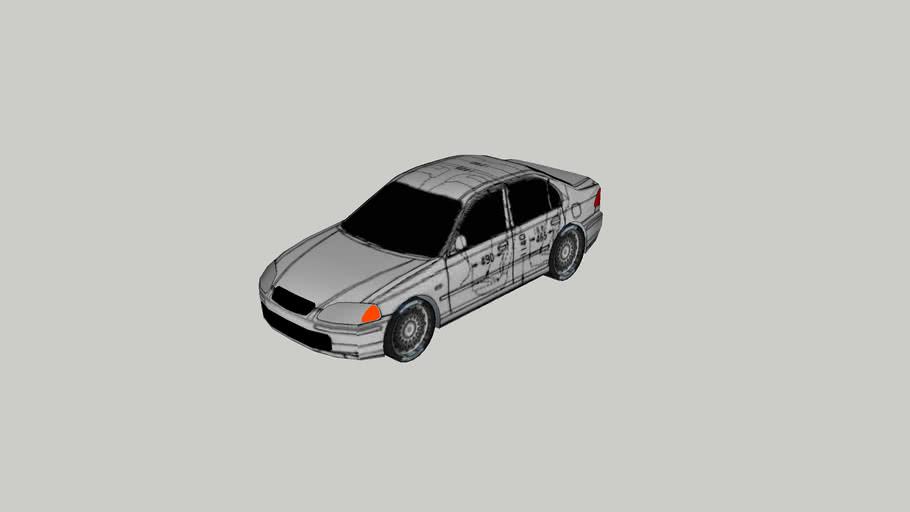 1999 Honda Civic MK-VI