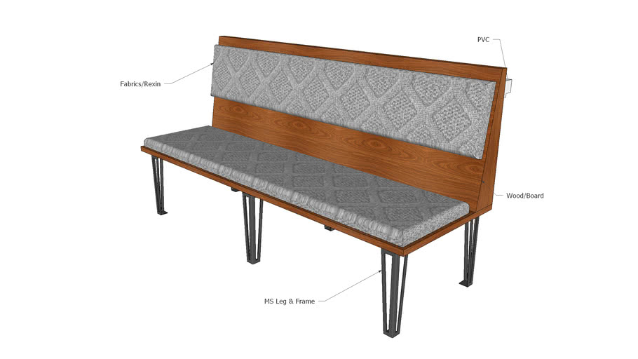MS Structure  Sofa