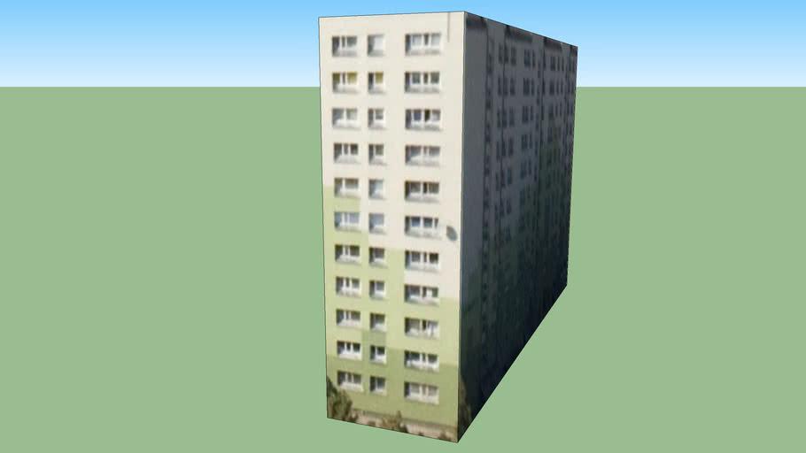 Budynek2 przy Warszawa, Polska