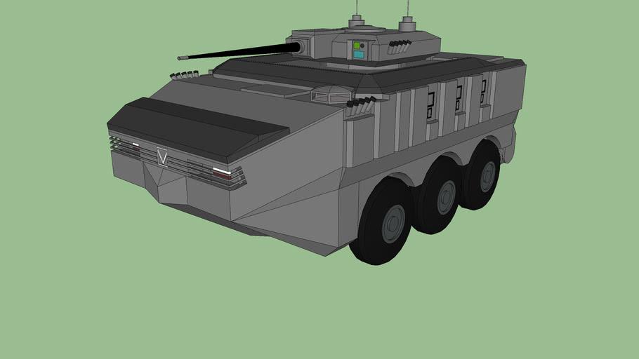vestel zırhlı araç