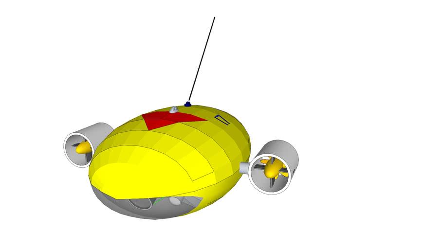 Cetacean - a small ROV