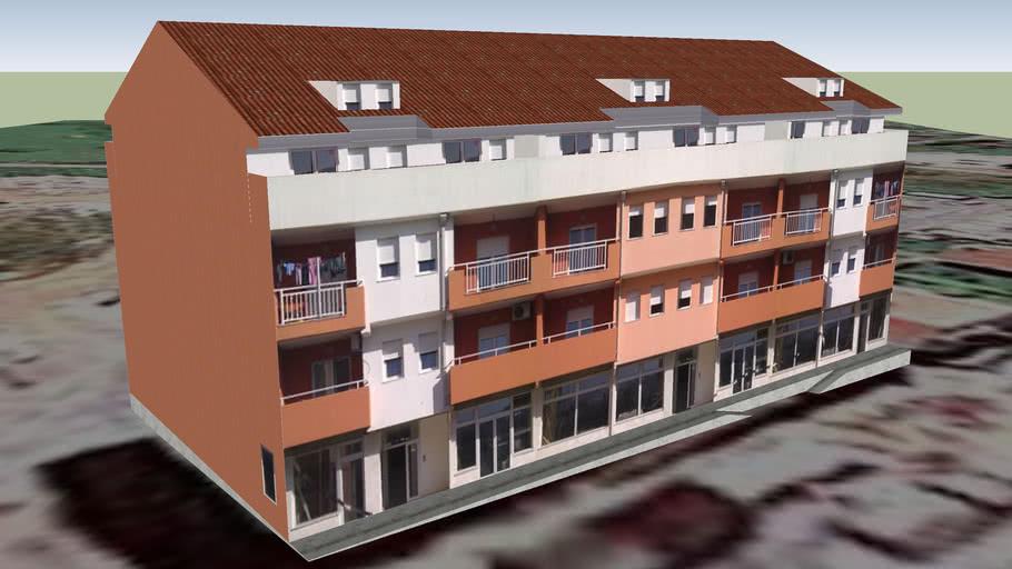 Zgrada, Zabjelo