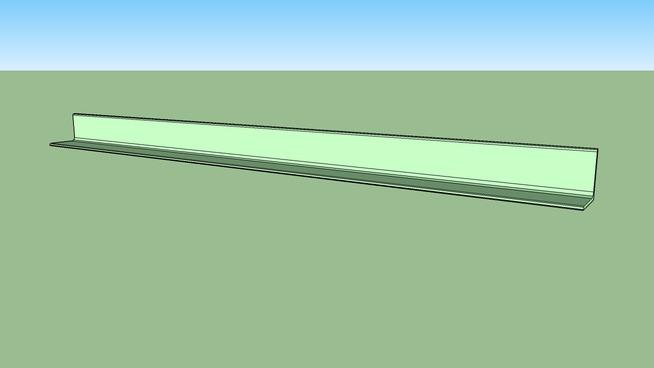JIS G3192 等辺山形鋼 60x60x4