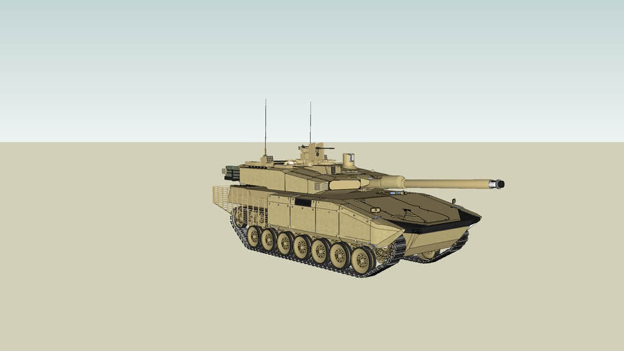 Tanque Argentino Pesado