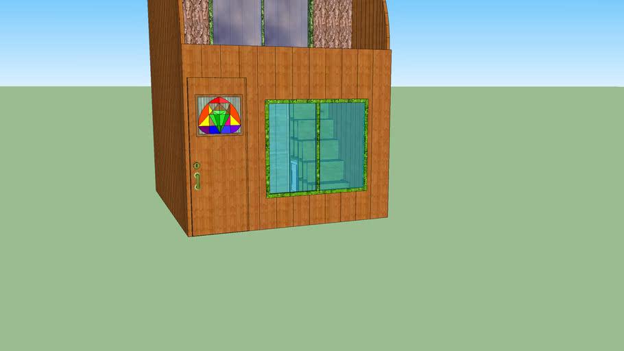 12232生科模型屋