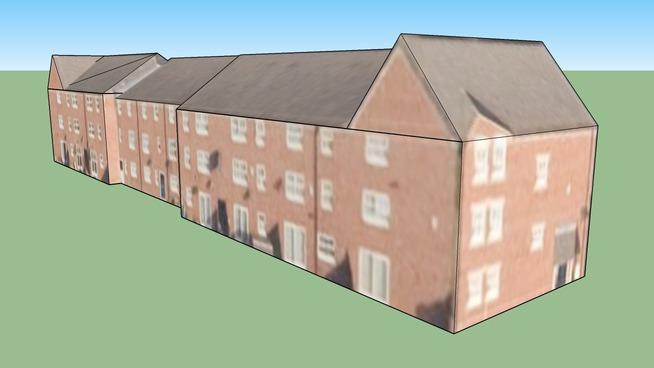 Building in Birmingham, West Midlands B8 3AT, UK