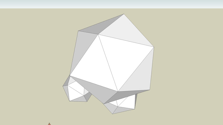 20x3side Icosahedron Forms