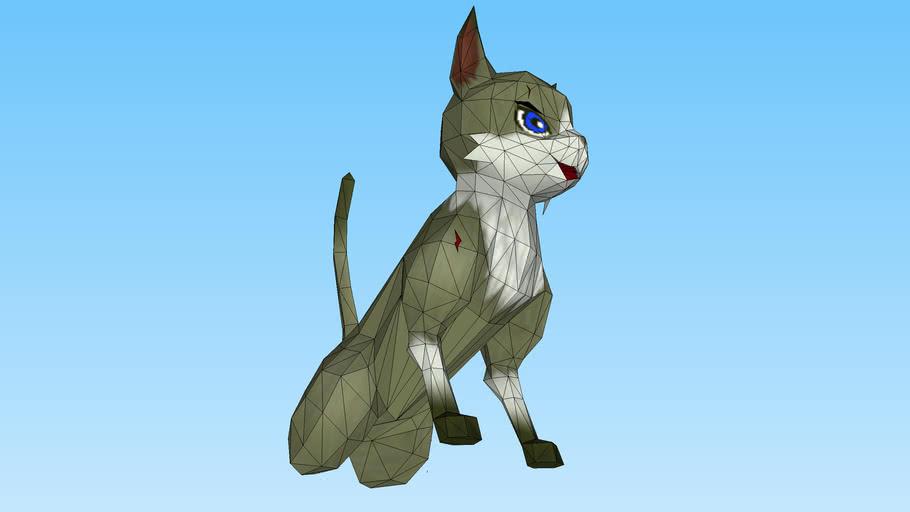MKWII!! Custom Character Cat