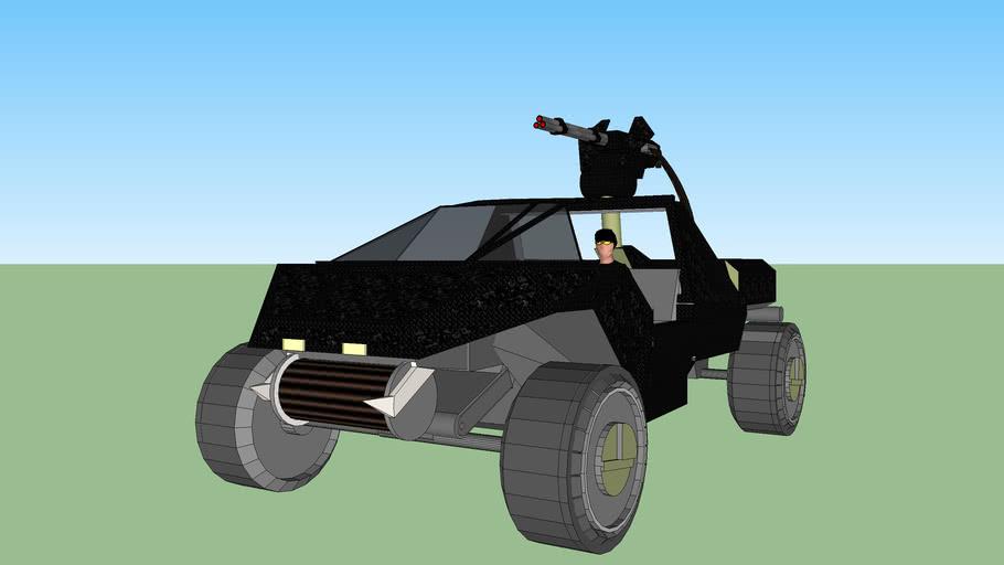 Strike Jeep