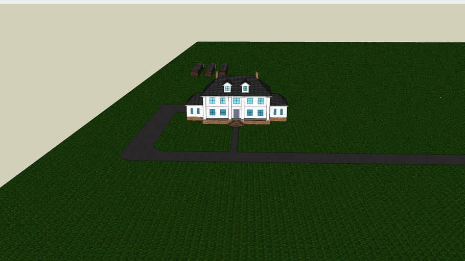 Turner Ashby's plantation