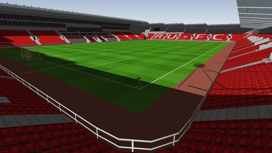 Rotherham United The New York Stadium
