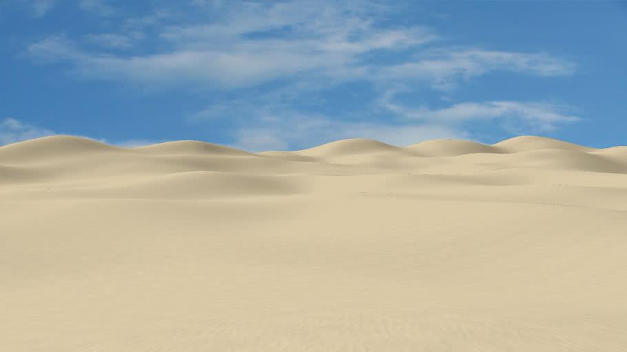 Sand Dunes 3d Warehouse