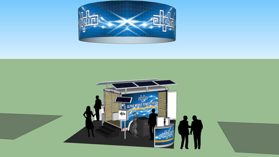 PowerGen International 2014 Booth Layout
