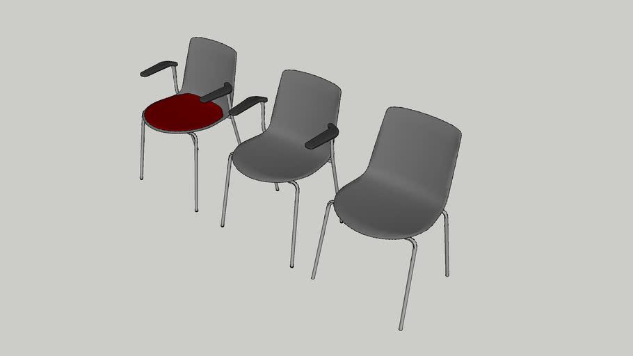 Coalesse Enea Lottus chairs