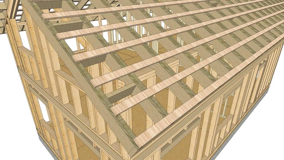 Framing House Platform