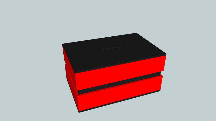 Plastic Money Box