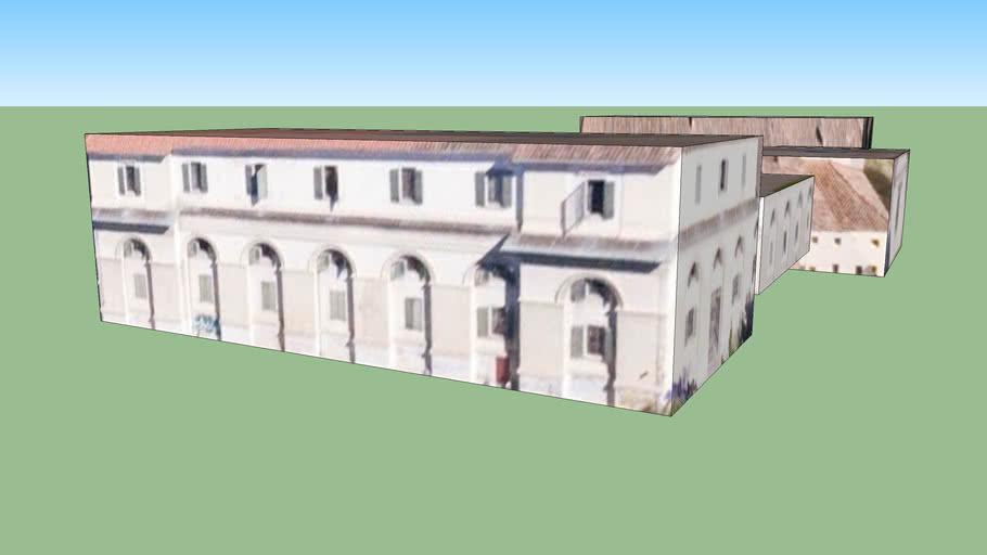 Edifício da Florence, Italy