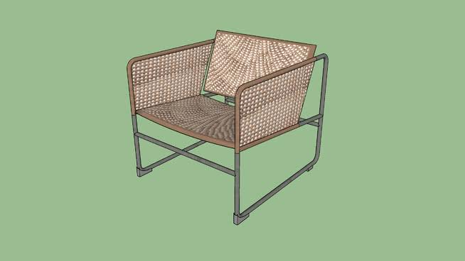INDUSTRIELL Ikea armchair