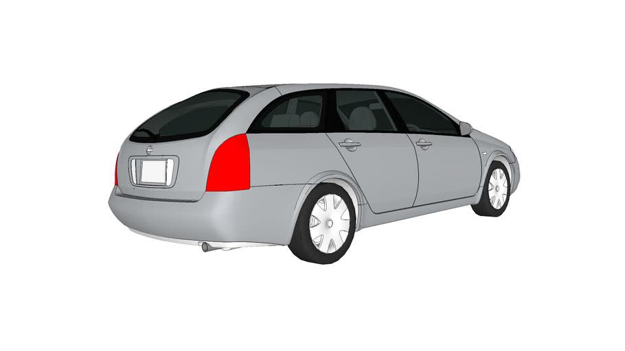 2003 Nissan Primera Estate