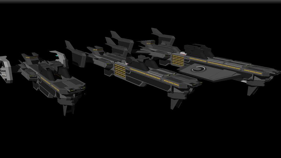 Damocles class Cruisers