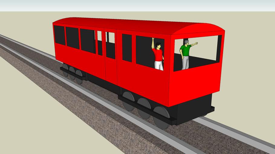 Working Train (Read Description)