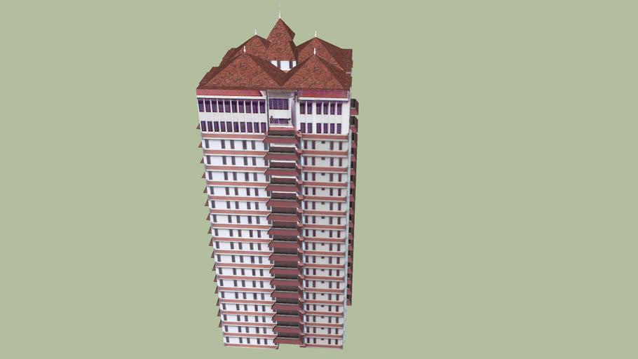 Kintamani Apartments Tower 2