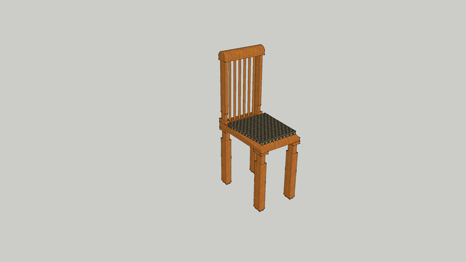Formal Chair