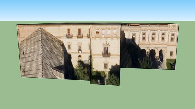 Edificio en Sevilla, España