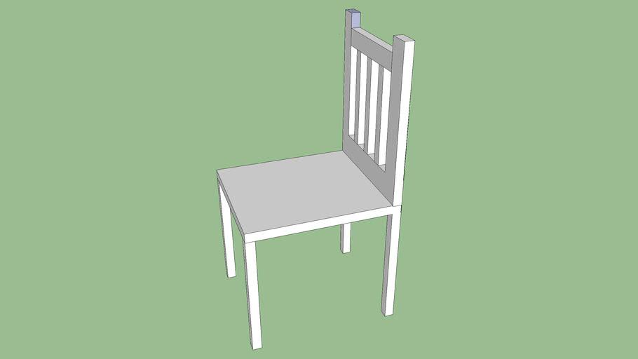 Cadeira Branca festa