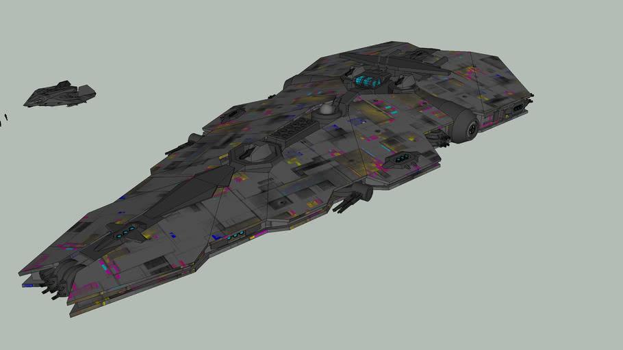Smugglers Gunship