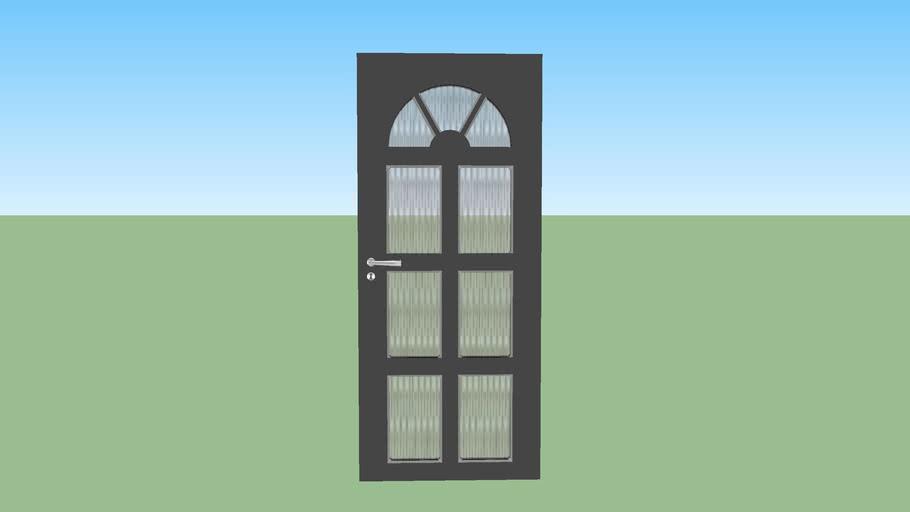 porte d'entrée 36 - front door 36