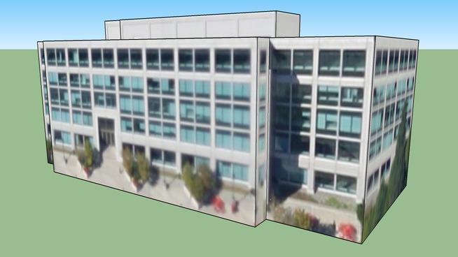 Building in Bellevue, WA, USA