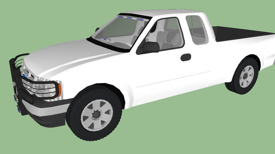 2003 FORD F-150 POLICE PACKAGE