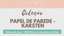 PAPEL DE PAREDE - KARSTEN