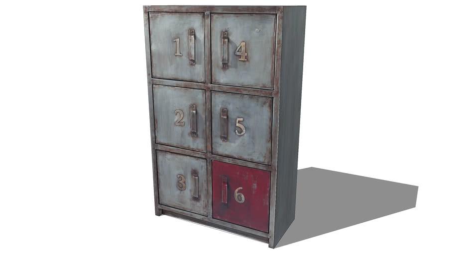 Le Cabinet Newton, Maisons du Monde, Réf. 116.242, Prix : 286 euros