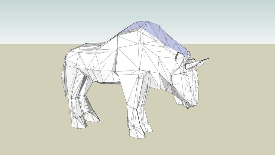 Wildebeest (adult)