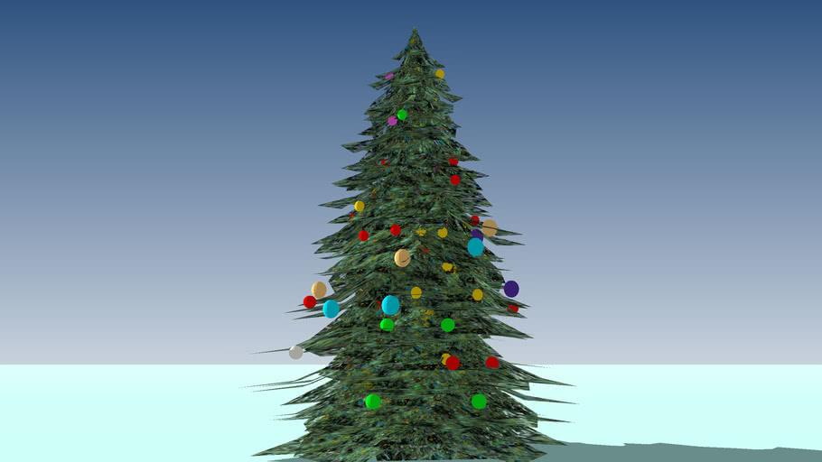 Christmas tree -  HAPPY NEW YEAR 2011, Planet Earth!!!!