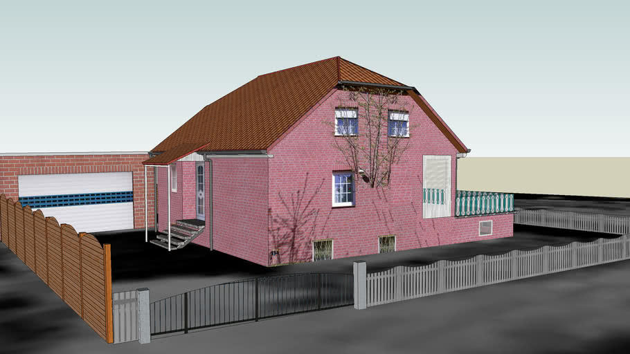 HAUS IN LAHSTED