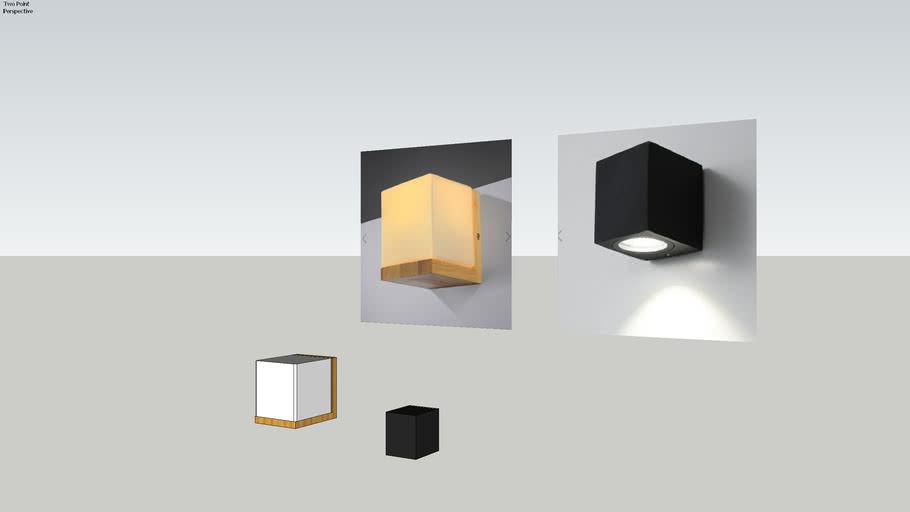 18park wall lamp
