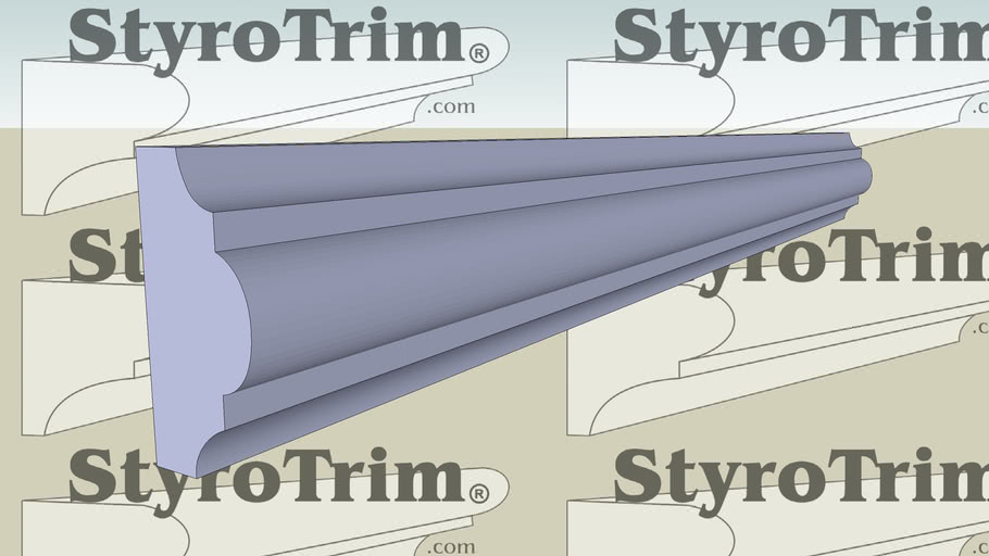 StyroTrim Deco Trims