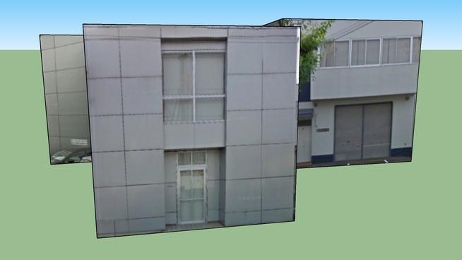 Building in Kyoto, Kyoto Prefecture, Japan