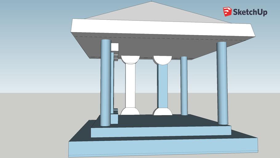 memphus greek temple